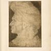 Uccello, Uffizi, 2675. [Head of man in profile.]