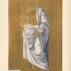 Credi, Louvre, 715. [Study for a St. Bartholomew, painted for Orsammichele [sic].]
