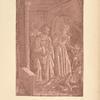 Fra Filippo, Hamburg, 1386. [Saint performing an exorcism.]