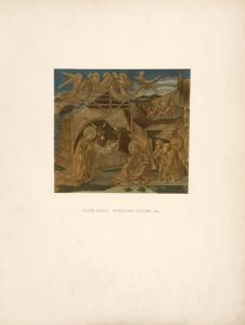 Pesellino, Louvre, 1841. [Nativity.]