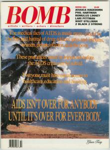 Bomb (Cover and article)