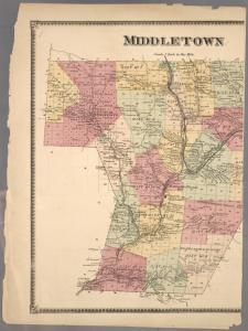 Middletown [Township]; Middletown Business Directory; New Kingston [Village]; Clovesville [Village]