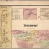Roxbury [Village]; Roxbury Business Directory; Hubbells Corners [Village]; Moresville [Village]; Roxbury [Township]