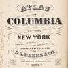 Atlas of Columbia County, New York.