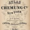 Atlas of Chemung Co. New York