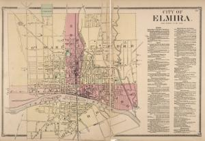City of Elmira.; Elmira Subscriber's Business Directory.