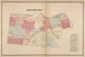 Southport [Township]; Southport Subscriber's Business Directory.