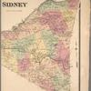 Sidney Centre [Village]; Sidney Plains Business Directory ; Sidney [Township]; Sidney Plains [Village]