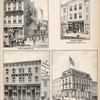 No.118 Genesee St.; Market St. Auburn, N.Y.; Haight & Son, 57 Genesee St. Auburn N.Y.; M.L. Walley & Co. Druggists, Cor. Genesee & State Str's. Auburn, N.Y.