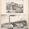 """National Hotel, Port Byron, Cayuga, Co. N.Y. W.m H. Galt, Propr.; E.D. Clapp & Co. Carriage & Saddlery Hardware Manufactory West Genesee St. Auburn, Cayuga Co., N.Y."""