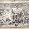 Farm & Residences of W.F. Cooper, ESQ., M.D., Kelloggrille, Cayuga County., N.Y.