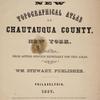 New Topograhical Atlas Chautauqua County, N.Y.