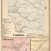 Fentonville Business Directory; Frewsburgh Business Directory; Carrol [Township]; Watt's Flats Business Directory; Frewsburgh [Village]; Panama Station, Watts Flats P.O. [Village]