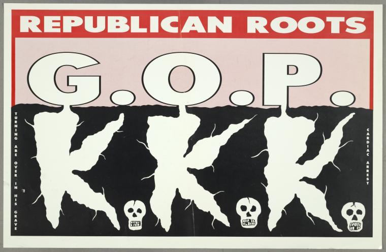 Republican roots G.O.P., K.K.K.