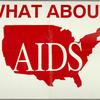What about AIDS. Verso: [Same image].