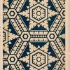A ceiling pattern. This hangs in lines, and is therefore adapted only for passages and long narrow rooms. [...]