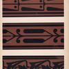 Borderintgs. May be used around windows, architraves of doors, or near the tops of walls, [...]