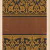 Dado-rails, or frieze ornaments. Style, arabian. [...]