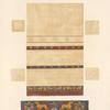 Voile, vulgairement appellé chemise de la Vierge; donné à la cathédrale de Chartres, par Charles le chauve en 877.