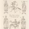 Figure de rois et d'empereurs, [...]