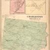 Burtonville [Village]; Charleston Four Cor's. [Village]; Charleston Business Directory; Charleston Montgomery Co. [Township]