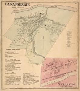 Canajoharie [Village]; Canajoharie Business Directory. ; Nelliston [Village]