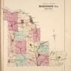 Outline Plan of Madison Co. New York.