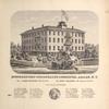 Hungerford Collegiate Institution, Adams, N.Y. Rev. J. Dunbar Houghton, A. M., Principal , Rev. David A. Holbrook, A. M., Associate Principal.