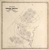 Plan of Brookside Cemetery, Watertown, N.Y. Howard Daniels, Engieer. Completed 1864, George R. Parsons, Engineer.