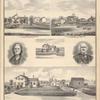 Res. of Jacob Shoemaker. Alabama, Genesee Co., N.Y. ; Res. of George B. Parrish, Alexnder, Genesee Co., N.Y. ; Mrs. James Burr. ; James Burr. ; Res. of James Burr, Alabama TP., Genesee Co., N.Y.