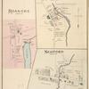 Roanoke. [Village]; Morganville. [Village]; Stafford. [Village]