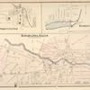 Tonawanda Falls [Village]; Byron Center [Village]; Harris Mills [Village]