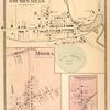 Brush's Mills [Village]; Moira [Village]; Whippleville [Village]