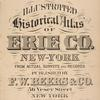 Illustrated historical atlas of Erie Co., New York