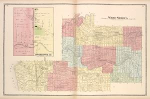 Swormsville [Village]; West Seneca [Township]