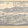 Poughkeepsie Marine Railways Yacth & Ships Building Yard, Goe. T. Polk, Proprietor.