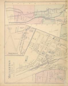Irondale [Village]; Millerton [Village]; North East [Township]