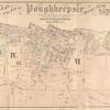 Map of the city of Poughkeepsie Dutchess County, New York. [Village]