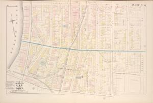 Parts of Wards 4 & 7. [Plate C.]