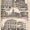 Views of Portions of Broadway Saratoga Springs, N.Y.