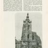 Karel Herain: Knihovna obrazů (cont'd); Foto kostela sv. Víta z konce minulého století.