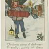 Christmas song of gladness -...