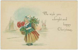 To wish you a bright and happy Christmas.