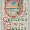 Greetings of the season.