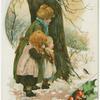 A Christmas greeting.