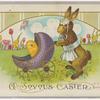 A joyous Easter.