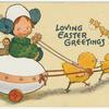 Loving Easter greetings.