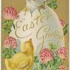 Easter greeting.