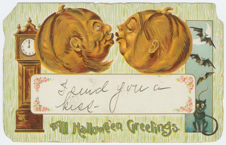 All Hallowe'en greetings