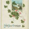 New Year greetings.